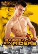Bareback Joy Riders DVD - Front