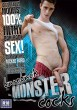 Bareback Monster Cocks DVD - Front