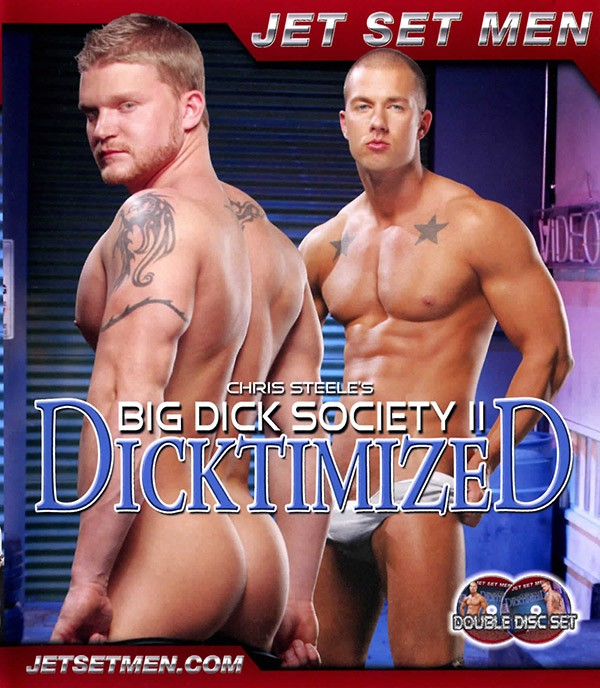 Big Dick Society 2: Dicktimized BLU-RAY - Front