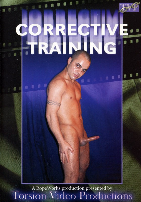 Corrective Training DVD - Front