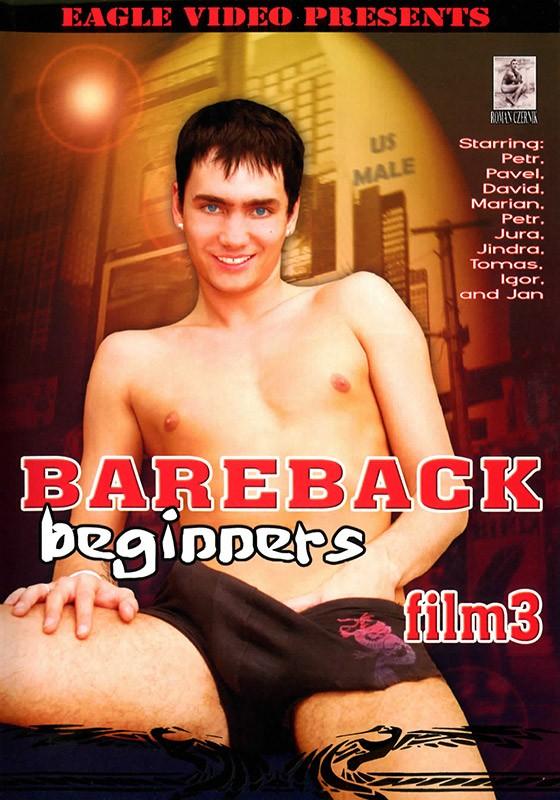 Bareback Beginners 3 DVD - Front
