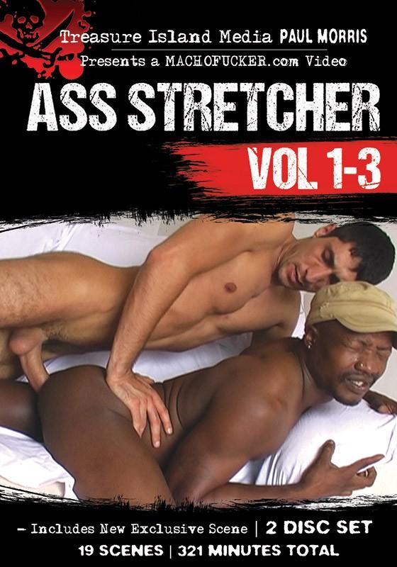 Ass Stretcher Vol. 1-3 DOWNLOAD - Front