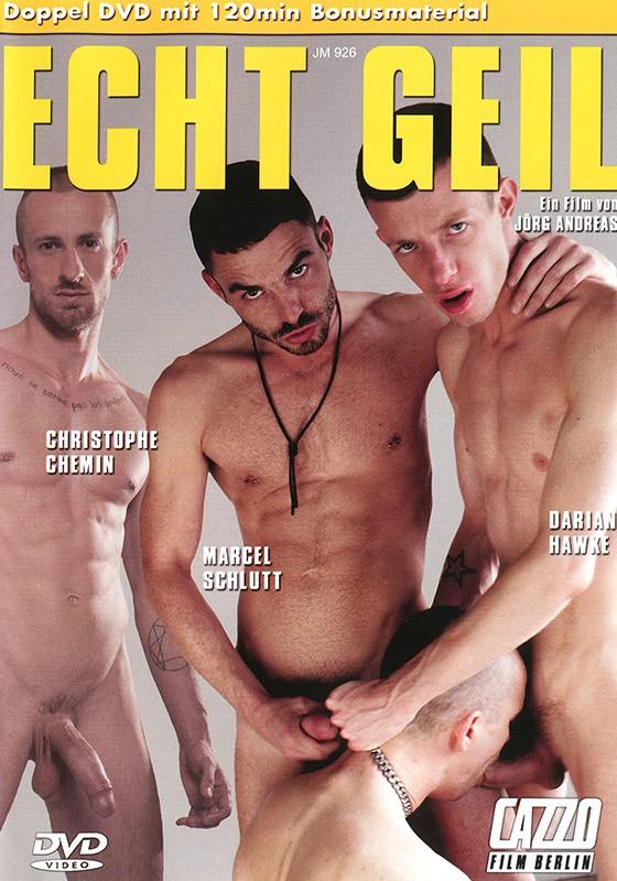 Echt Geil DVD - Front
