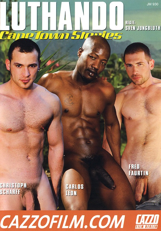 Luthando DVD - Front