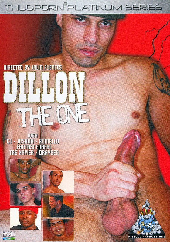 Dillon: The One DVD - Front