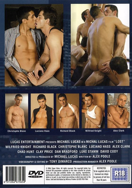 Lost DVD - Back
