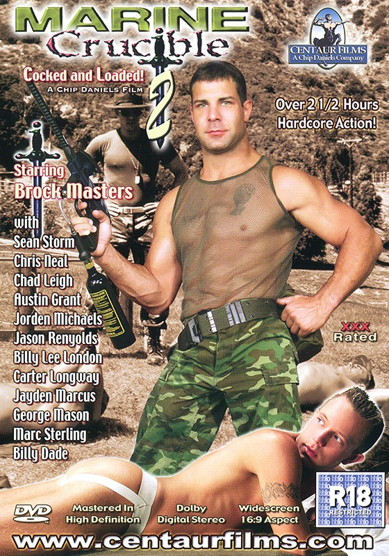 Marine Crucible 2 DVD - Front