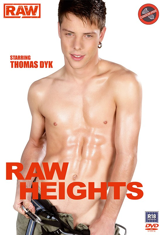 Raw Heights DVD - Front
