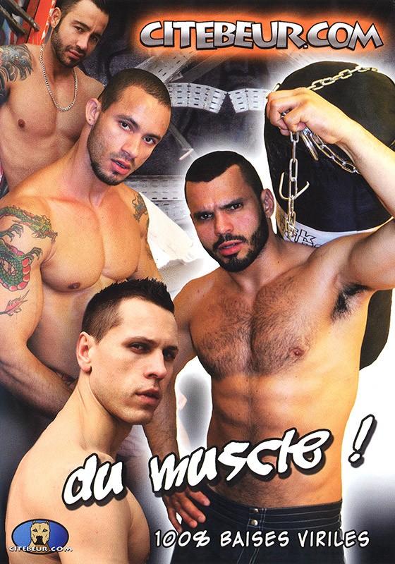 Du Muscle! DVD - Front