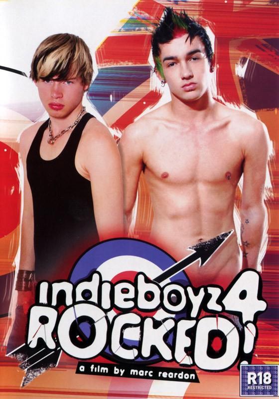 Indieboyz 4: Rocked! DVD - Front