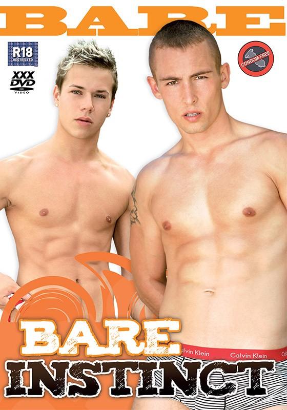 Bare Instinct DVD - Front