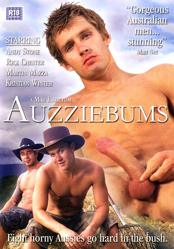 Auzziebums DVD - Front