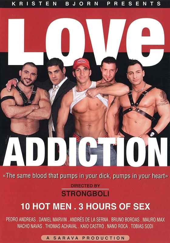 Love Addiction DVD - Front