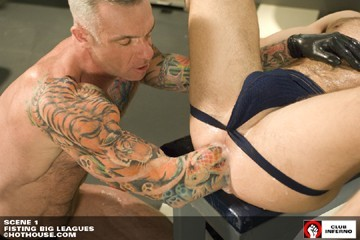 Fisting Big Leagues DVD - Gallery - 005