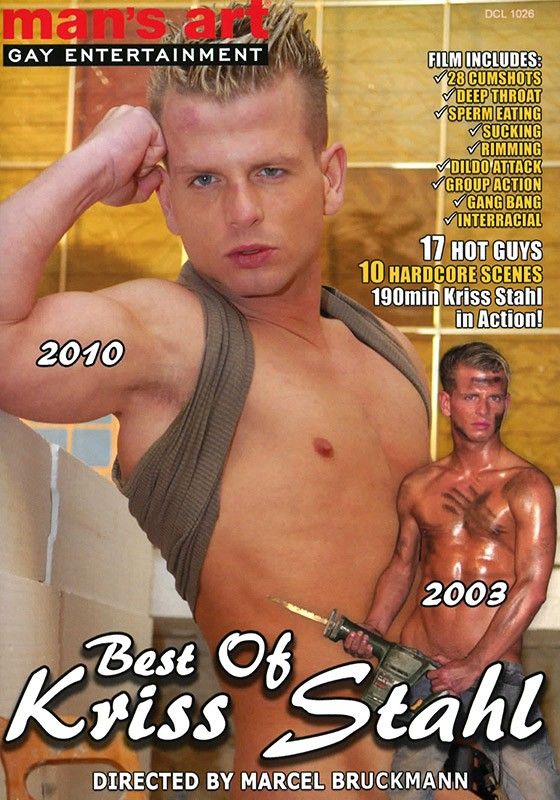 Best of Kriss Stahl DVD - Front