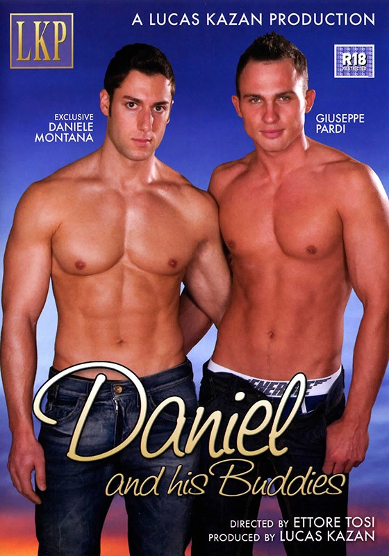 Daniel & His Buddies DVD - Front