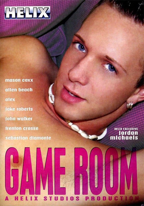 Game Room DVD - Front
