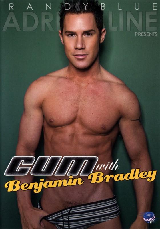 Cum With Benjamin Bradley DVD - Front