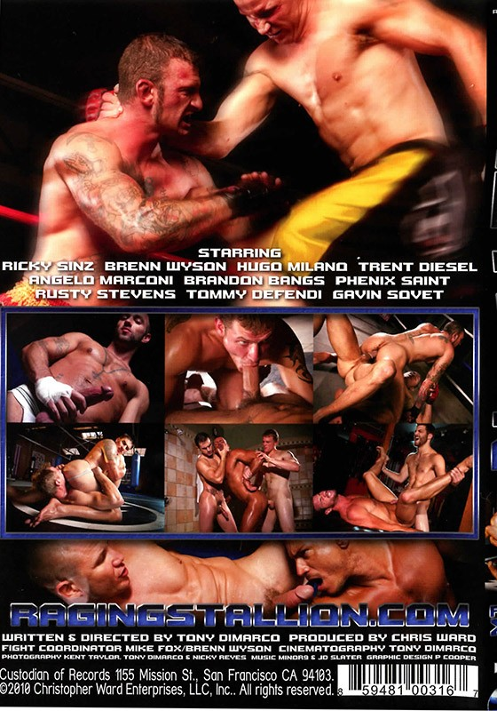 Brutal 2 DVD - Back