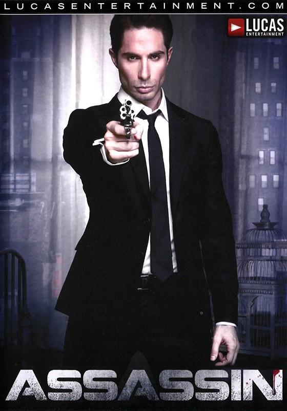 Assassin DVD - Front
