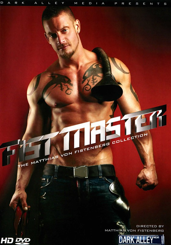 Fist Master DVD - Front