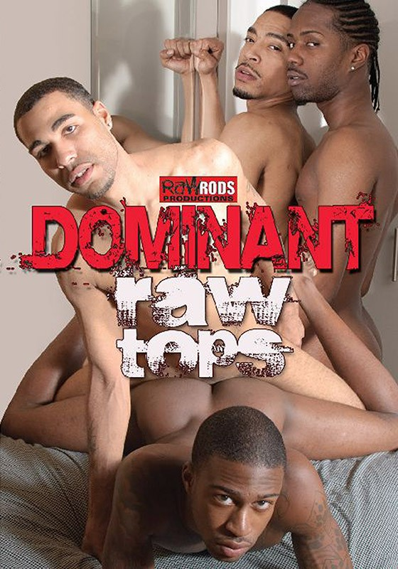 Dominant Raw Tops DVD - Front