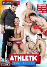 Athletic Ass Bangers DVD