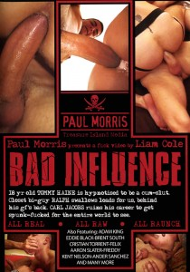 Bad Influence DOWNLOAD - Front