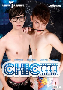 Chic Geek DOWNLOAD - Front
