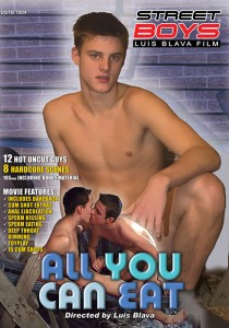 All You Can Eat DOWNLOAD - Front