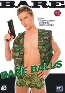 Bare Balls DVD (NC)