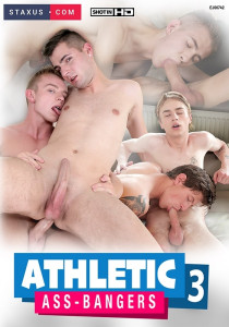Athletic Ass Bangers 3 DVD