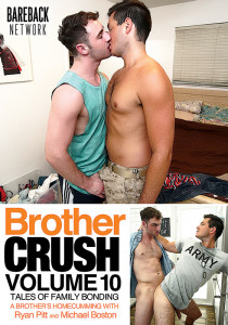 Brother Crush 10 DVD
