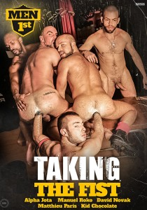 Taking The Fist DOWNLOAD - Front