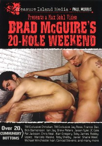 Brad McGuire's 20-Hole Weekend DVD