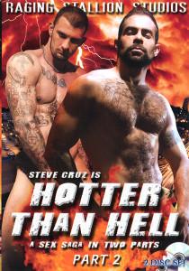 Hotter than Hell part 2 DVD (S)