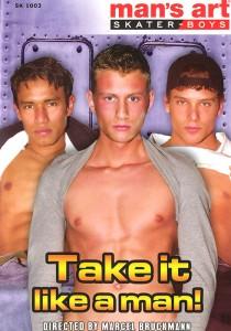 Take it Like a Man DVD (S)