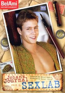 Johan's Journal part 3: Sex Lab DVD (S)