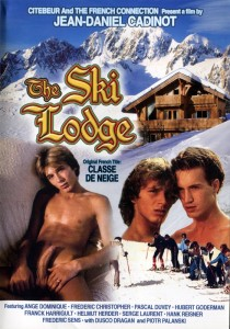 The Ski Lodge DVD (NC)