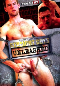 Straight Guys Unleashed  DVDR (NC)