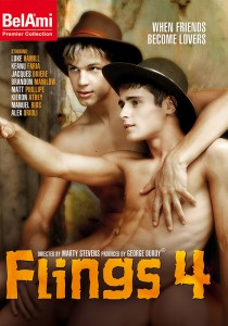 Flings 4 DVD (S)