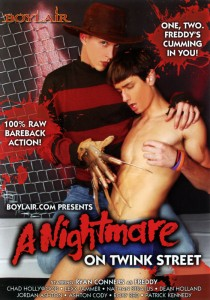 A Nightmare on Twink Street DVDR (NC)