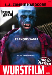 L.A. Zombie Hardcore DVD