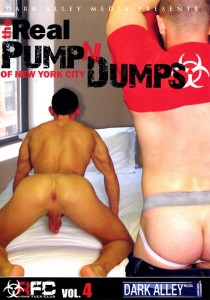 The Real Pump N' Dumps of New York City DVDR (NC)