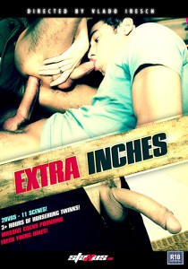Extra Inches DVD (NC)