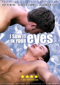 I Saw It in your Eyes DVDR (NC)