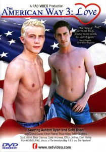 The American Way 3: Love DVDR (NC)