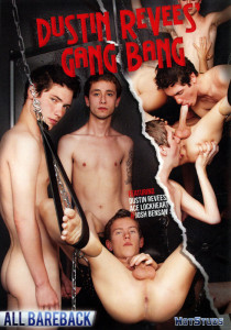 Dustin Revees' Gang Bang DVD (S)