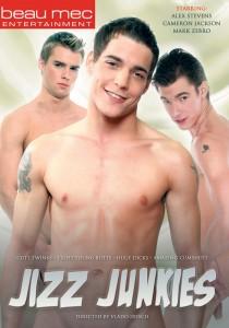 Jizz Junkies DVD (NC)