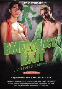Emergency Exit DVD (NC)
